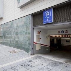Отель Golden Tulip Andorra Fènix парковка