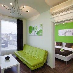 Апартаменты New Town - Apple Apartments комната для гостей фото 12
