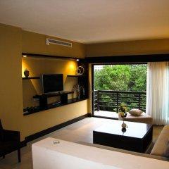 Отель Aldea Thai by Ocean Front Плая-дель-Кармен удобства в номере