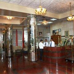 Отель Basma Residence Hotel Apartments ОАЭ, Шарджа - отзывы, цены и фото номеров - забронировать отель Basma Residence Hotel Apartments онлайн интерьер отеля фото 2