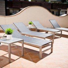 Апартаменты Up Suites Bcn бассейн