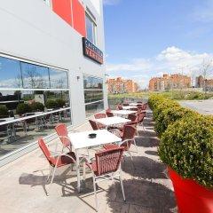 Отель Vertice Roomspace Мадрид балкон