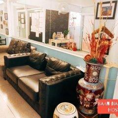 Baan Nampetch Hostel Бангкок развлечения