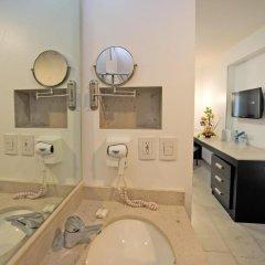 Hotel Senorial ванная