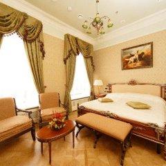 Талион Империал Отель 5* Стандартный номер с двуспальной кроватью фото 9