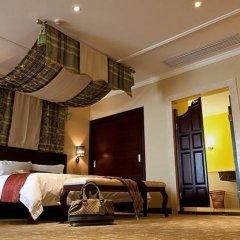 Отель Overseas Capital Hotel Китай, Джиангме - отзывы, цены и фото номеров - забронировать отель Overseas Capital Hotel онлайн комната для гостей фото 4
