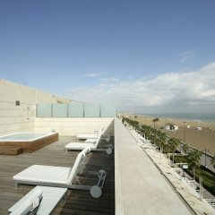 Hotel Neptuno Валенсия пляж фото 2