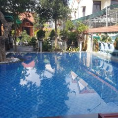 Отель Bonsai Homestay бассейн фото 3