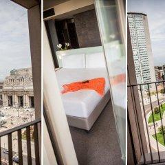 Отель Glam Milano Италия, Милан - 2 отзыва об отеле, цены и фото номеров - забронировать отель Glam Milano онлайн балкон