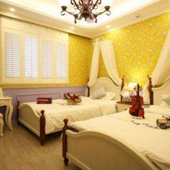 Отель Xiamen Feisu Tianchunshe Holiday Villa Китай, Сямынь - отзывы, цены и фото номеров - забронировать отель Xiamen Feisu Tianchunshe Holiday Villa онлайн комната для гостей фото 2
