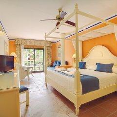 Отель Grand Bahia Principe Punta Cana - All Inclusive Доминикана, Пунта Кана - отзывы, цены и фото номеров - забронировать отель Grand Bahia Principe Punta Cana - All Inclusive онлайн комната для гостей фото 3