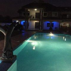 Отель Royal Kamak Hotel Гана, Тема - отзывы, цены и фото номеров - забронировать отель Royal Kamak Hotel онлайн бассейн фото 2