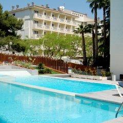 Отель 4R Hotel Playa Margarita Испания, Салоу - отзывы, цены и фото номеров - забронировать отель 4R Hotel Playa Margarita онлайн бассейн