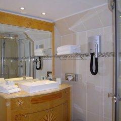 Отель West End Nice Франция, Ницца - 14 отзывов об отеле, цены и фото номеров - забронировать отель West End Nice онлайн ванная