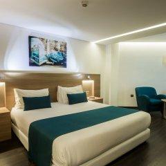 Отель Fredj Hotel and Spa Марокко, Танжер - отзывы, цены и фото номеров - забронировать отель Fredj Hotel and Spa онлайн комната для гостей фото 4