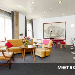 Metropole Easy City Hotel интерьер отеля