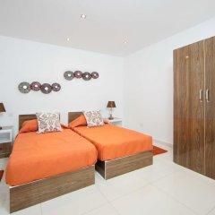 Отель InStyle Aparthotel Мальта, Сан Джулианс - отзывы, цены и фото номеров - забронировать отель InStyle Aparthotel онлайн комната для гостей фото 5