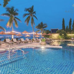 Отель Siam Bayshore Resort Pattaya бассейн фото 3