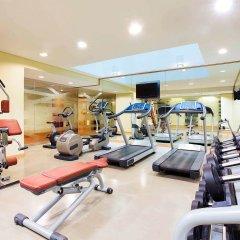 Отель ibis Al Rigga фитнесс-зал