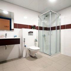 Capitol Hotel Израиль, Иерусалим - 1 отзыв об отеле, цены и фото номеров - забронировать отель Capitol Hotel онлайн ванная фото 2