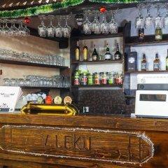 Гостиница Вилла Леку гостиничный бар