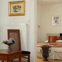 Отель Villa Trapp Австрия, Зальцбург - отзывы, цены и фото номеров - забронировать отель Villa Trapp онлайн комната для гостей фото 5