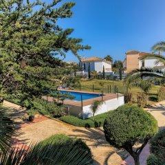 Отель Villas Flamenco Beach Conil Испания, Кониль-де-ла-Фронтера - отзывы, цены и фото номеров - забронировать отель Villas Flamenco Beach Conil онлайн бассейн фото 2