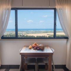 Yama Wine Spa and Suites Израиль, Зихрон-Яаков - отзывы, цены и фото номеров - забронировать отель Yama Wine Spa and Suites - Adults Only онлайн балкон