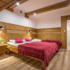 Отель Apartamenty u Grazyny Мурзасихле комната для гостей фото 5