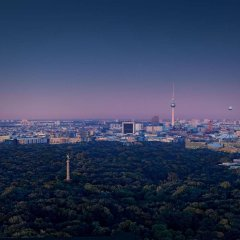 Отель Waldorf Astoria Berlin Германия, Берлин - 3 отзыва об отеле, цены и фото номеров - забронировать отель Waldorf Astoria Berlin онлайн приотельная территория фото 2