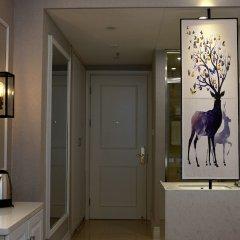 Solo Hotel Shuanglong Store интерьер отеля