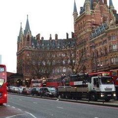 Central Hotel Лондон городской автобус