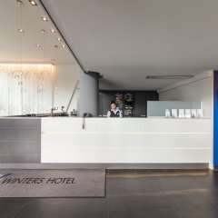 Select Hotel Spiegelturm Berlin интерьер отеля фото 3