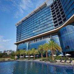 Отель Hilton Shenzhen Shekou Nanhai бассейн фото 3