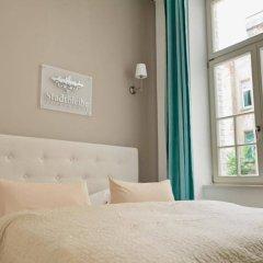 Отель Stadtbleibe Apartments Германия, Лейпциг - отзывы, цены и фото номеров - забронировать отель Stadtbleibe Apartments онлайн комната для гостей фото 3