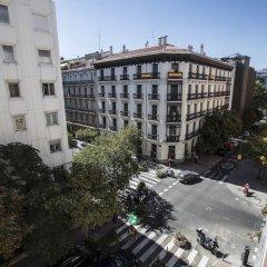 Отель Apartamento Luxury I Испания, Мадрид - отзывы, цены и фото номеров - забронировать отель Apartamento Luxury I онлайн комната для гостей фото 4