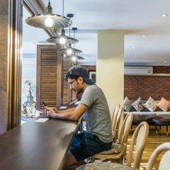 Vivit Hostel Bangkok интерьер отеля фото 2