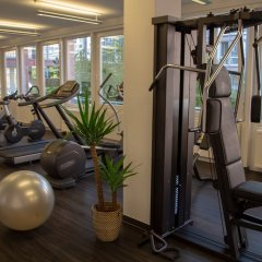 AZIMUT Hotel Munich фитнесс-зал фото 4