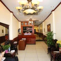 Отель Hanoi Golden Charm Hotel Вьетнам, Ханой - отзывы, цены и фото номеров - забронировать отель Hanoi Golden Charm Hotel онлайн интерьер отеля