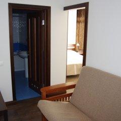 Гостиница Флора комната для гостей фото 2
