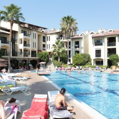 Апартаменты Club Turquoise Apartments детские мероприятия