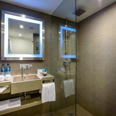 Отель Novotel Bangkok On Siam Square 4* Улучшенный номер с различными типами кроватей фото 13