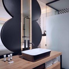 Отель Gr8 Hotel Amsterdam Riverside Нидерланды, Амстердам - отзывы, цены и фото номеров - забронировать отель Gr8 Hotel Amsterdam Riverside онлайн ванная фото 2