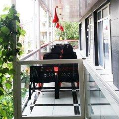 Гостиница Мини-гостиница «Золотая Рыбка» в Анапе отзывы, цены и фото номеров - забронировать гостиницу Мини-гостиница «Золотая Рыбка» онлайн Анапа балкон