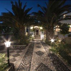 Отель Petra Nera Греция, Остров Санторини - отзывы, цены и фото номеров - забронировать отель Petra Nera онлайн вид на фасад