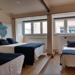 Отель Hostal Mara Испания, Ла-Корунья - отзывы, цены и фото номеров - забронировать отель Hostal Mara онлайн комната для гостей фото 2