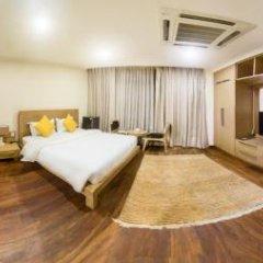 Отель Tangalwood Boutique Hotel Непал, Катманду - отзывы, цены и фото номеров - забронировать отель Tangalwood Boutique Hotel онлайн комната для гостей фото 4