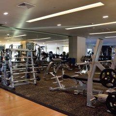 Отель Swissotel Bangkok Ratchada фитнесс-зал