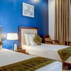Отель Treebo Tryst Amber комната для гостей