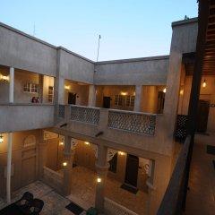 Отель Lumbini Dream Garden Guest House балкон